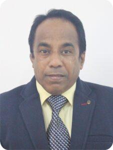Mr. M.K. Raj Kumar