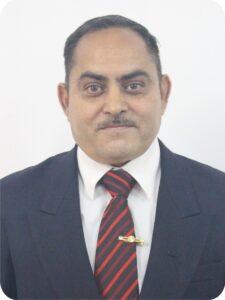 Mr. Verender K. Kalia