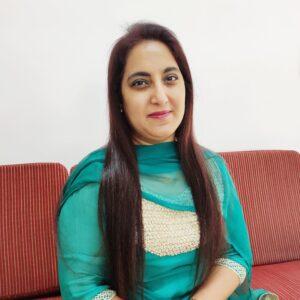 Ms. Jasleen Kaur Sabharwal