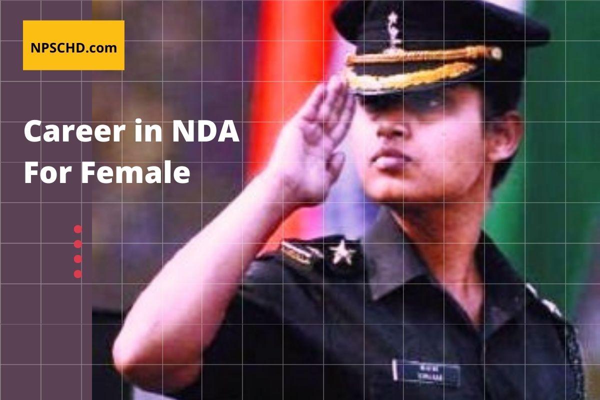 Career in NDA For Female